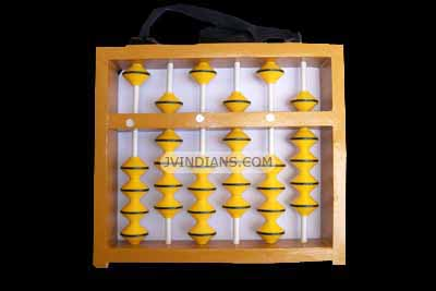 6 Rod Display Abacus